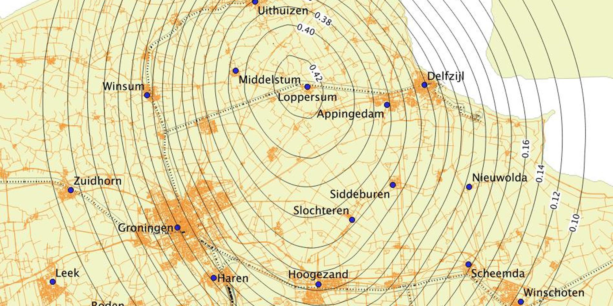 Aardbevingen risico voor ondergrondse infrastructuur?