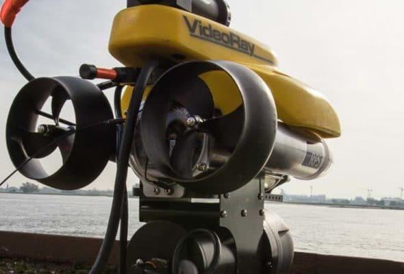 RPS-dienst-ROV-apparaat