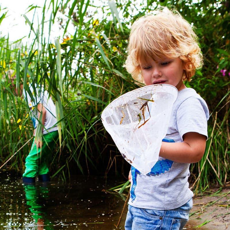 RPS Ecologisch onderzoek samen met kinderen uitgevoerd in Amstelveen