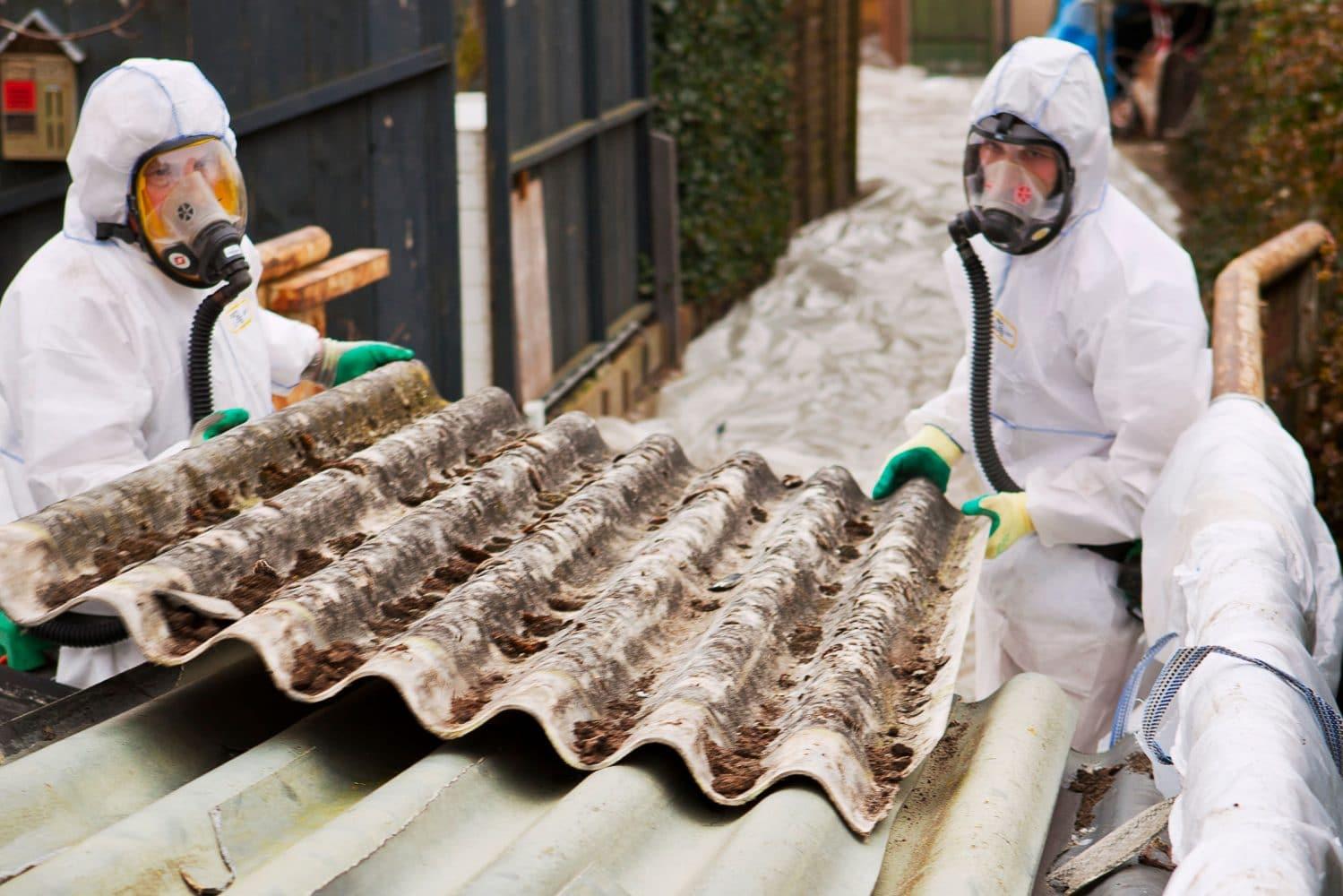 urgentie ontbreekt bij asbestdaken