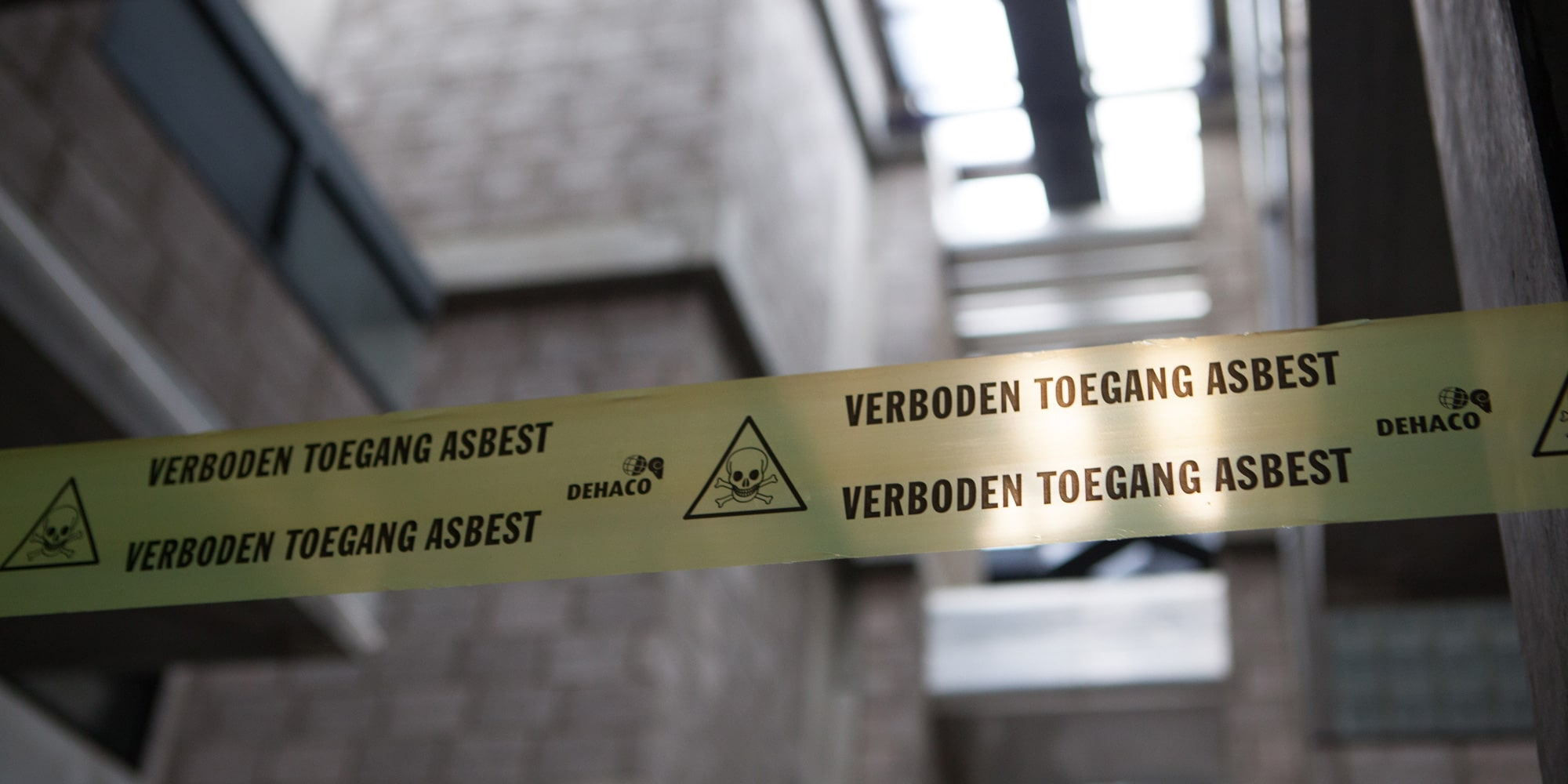 Asbestinventarisatie Apenrots geen alledaagse klus