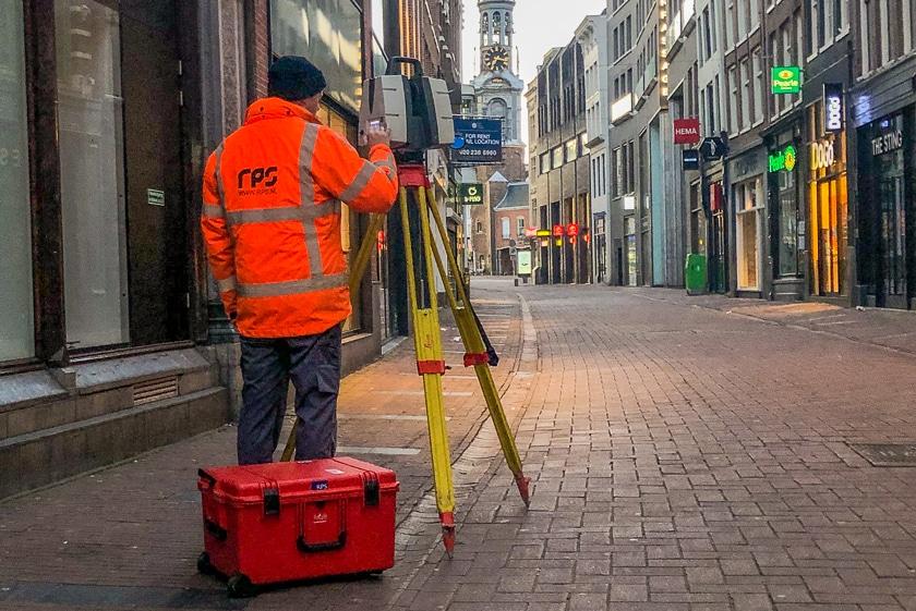 RPS-nieuws-Danny-van-Remmerden-Kalverstraat-3d-scannen-landmeten-landscape3