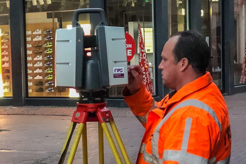 RPS-nieuws-Danny-van-Remmerden-Kalverstraat-3d-scannen