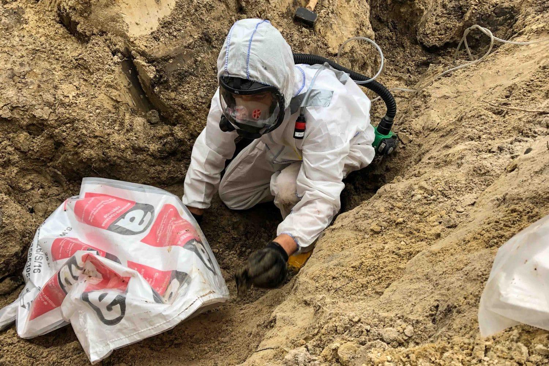 RPS-artikel-asbesthoudende-kit-gresriool-risicoklasse-1-uitgrave