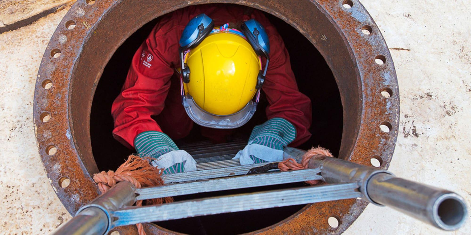 Inspecties duikers, sifons, riolen en tanks