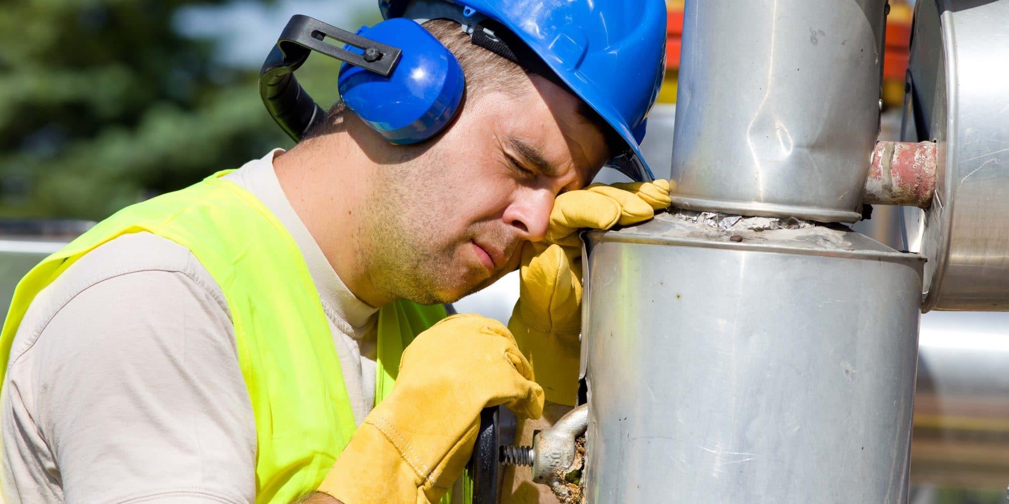 Grip op werkstress: minder ongevallen en (beoordelings)fouten?
