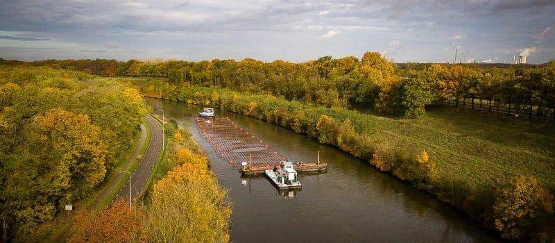 RPS-case-Julianakanaal-vrachtschepen