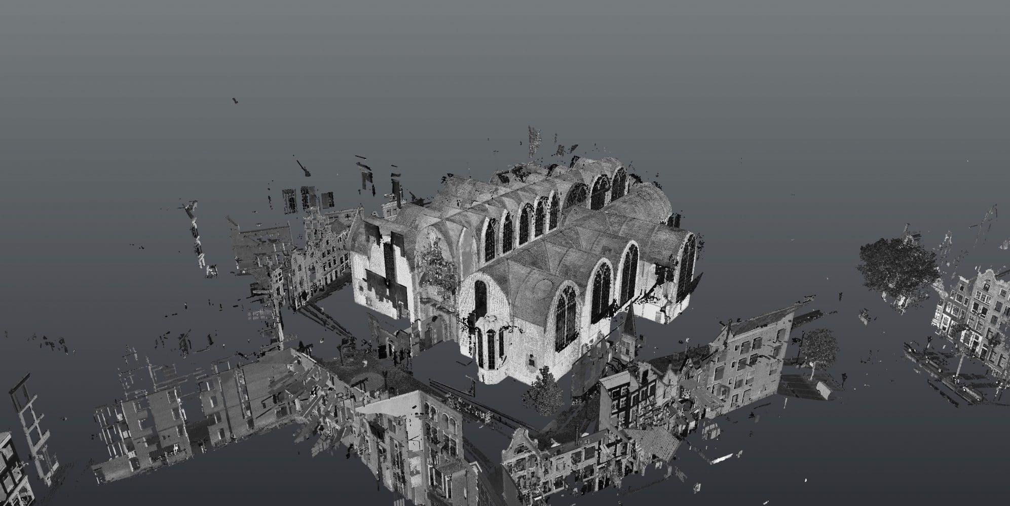 RPS-artikel-oude-kerk-puntenwolk-buitenzijde