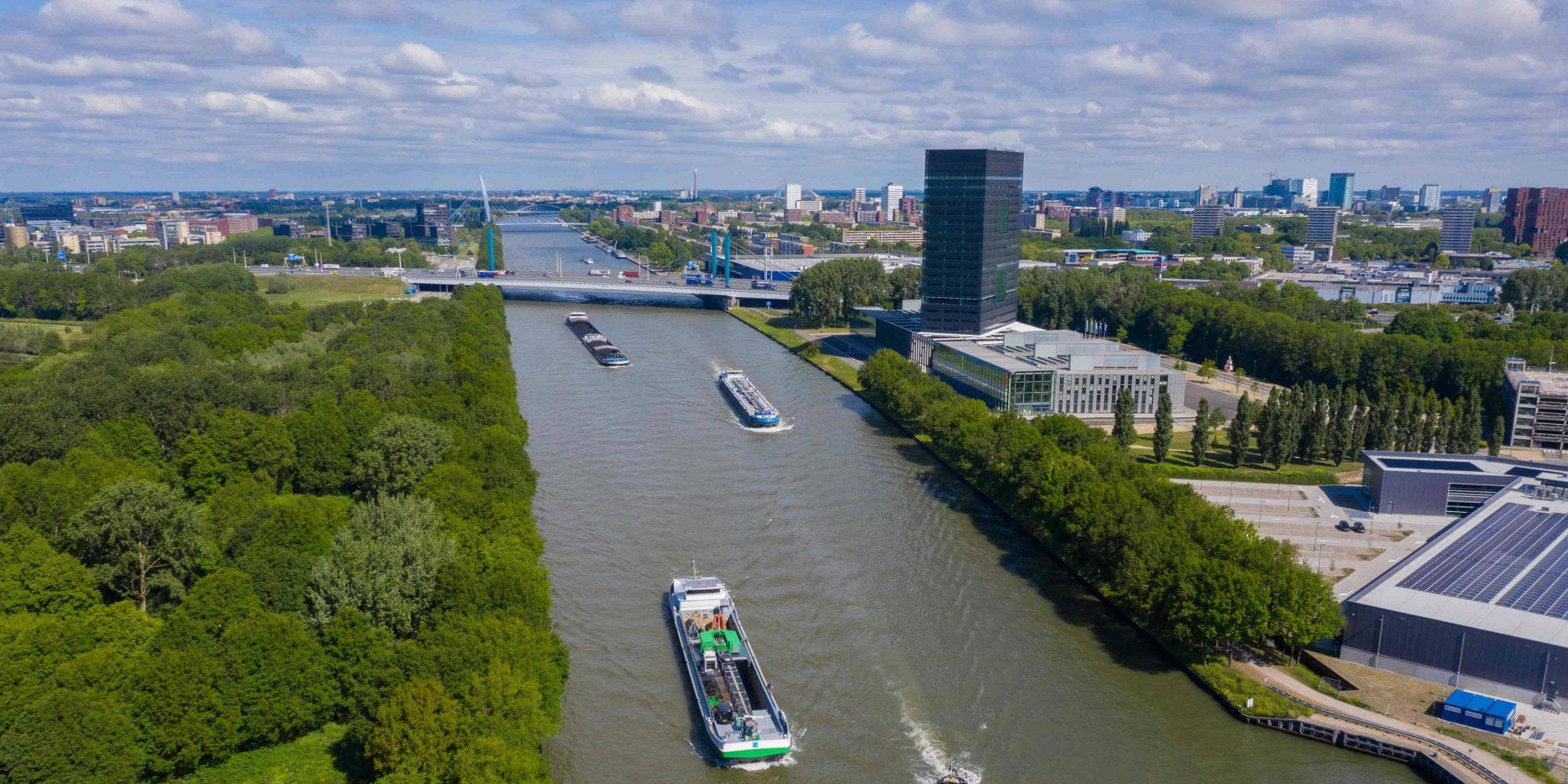RPS sluit in bijzondere combinatie raamcontract met Rijkswaterstaat